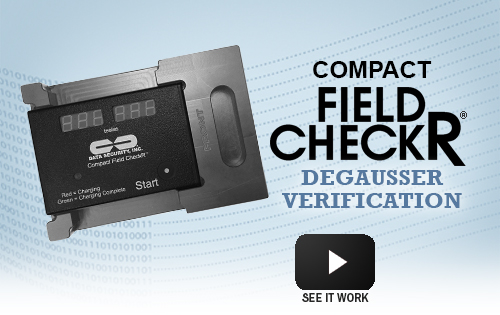 Compact Field Checkr®