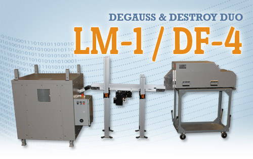 LM-4/DF-4 degauss and destroy duo