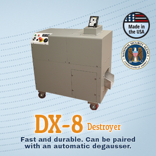 DX-8 HDD Destroyer